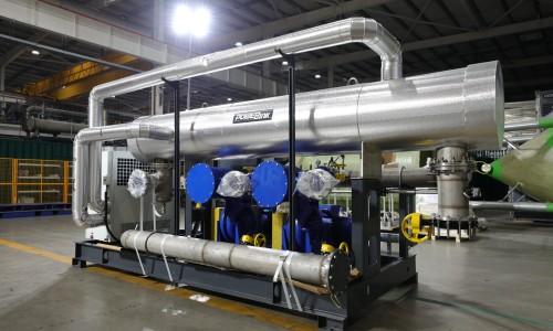 Biogas Pretreatment