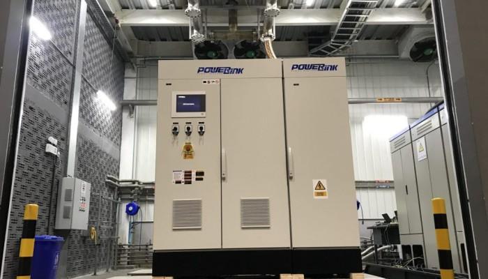 PowerLink Factory test