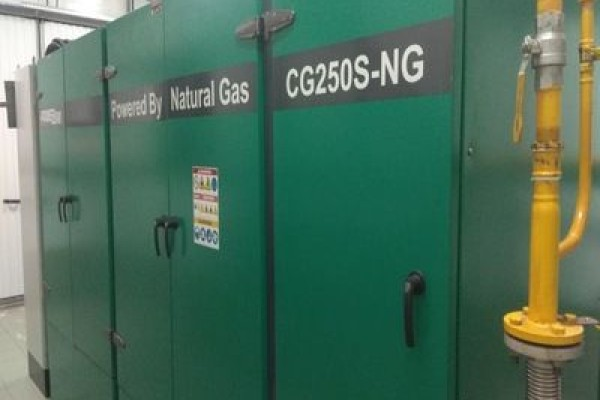 250KW NATURAL GAS COGENERATION HOTEL PROJECT