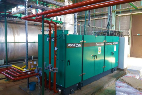 200KW BIOGAS POWER GENERATION PROJECT