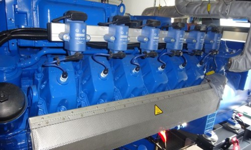 PowerLink CG520C-NG-cogenerator set