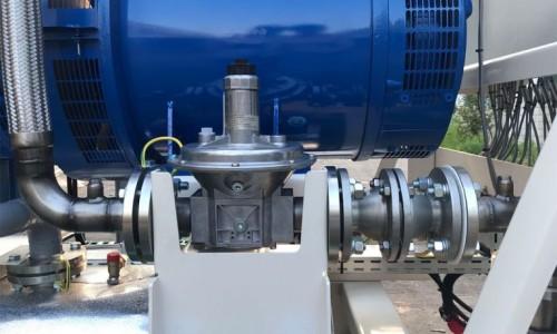 PowerLink GE gas generator set equipment