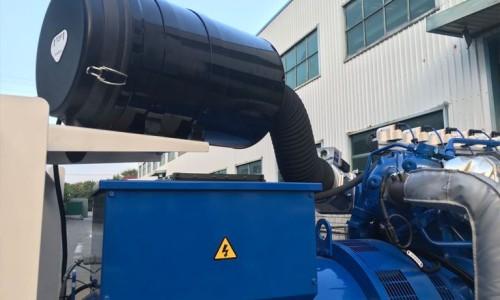 PowerLink GE gas generator set