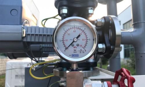 PowerLink GE gas generator set vales