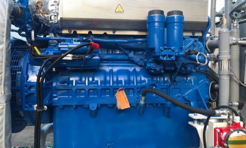 PowerLink GE gas generator set parts