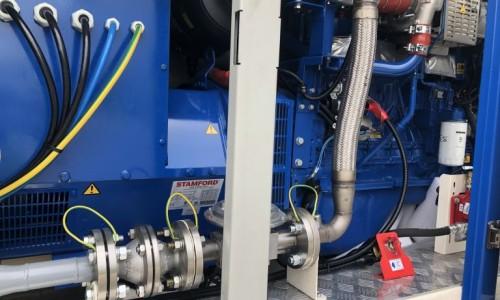 PowerLink GXC100S-Cogenerator set parts