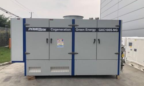 PowerLink GXC100S-Cogenerator set unit box