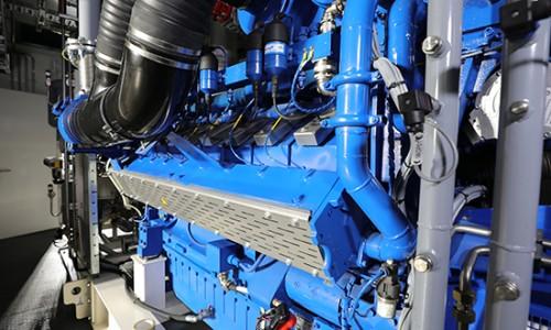 PowerLink TCG 600KW-NG-Cogenerator set