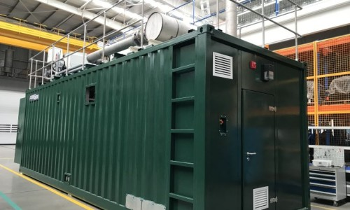 PowerLink TCG 600KW equipment box