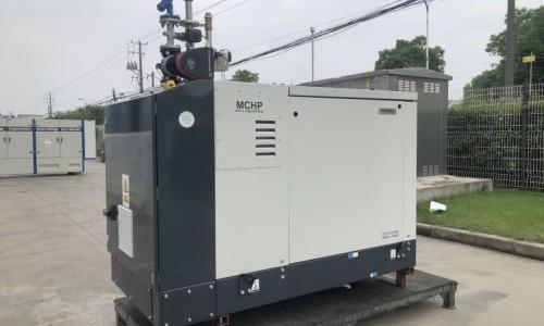 PowerLink gas cogenerator set ACG