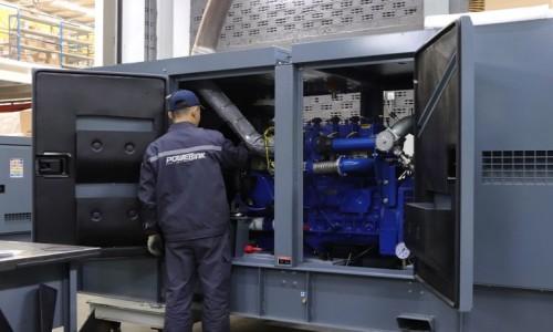 Powerlink-GXE150S-LPG-Generator-set inspect