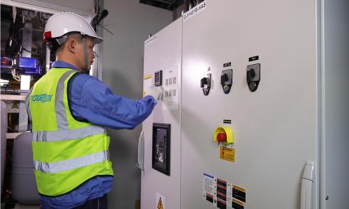 PowerLink Control-system