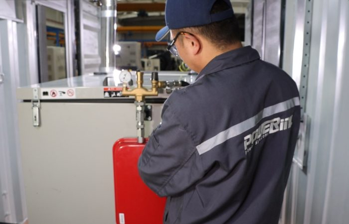 ACG30S-BG Biogas Gense inspect