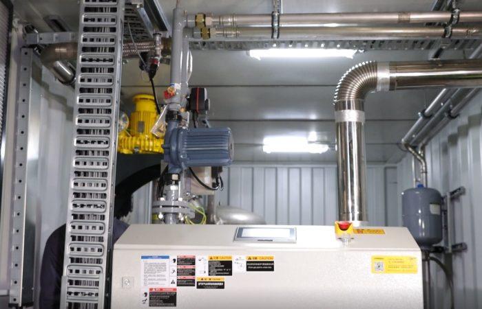 ACG30S-BG Biogas Gense euipment