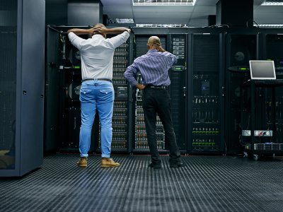 PowerLink Natural Gas Cogeneration data center