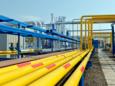 Natural gas pipeline factory use details