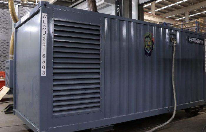 PowerLink-GAS-Power-Generation equipment