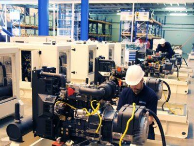 PowerLink-UK-factory indoor display