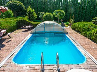 powerlink microgrid swimming pool